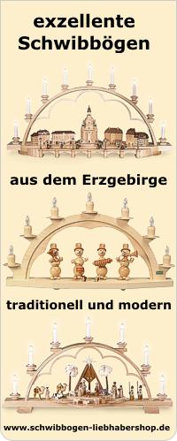 Schwibbogen-Liebhabershop von PRÄSENT Münnich