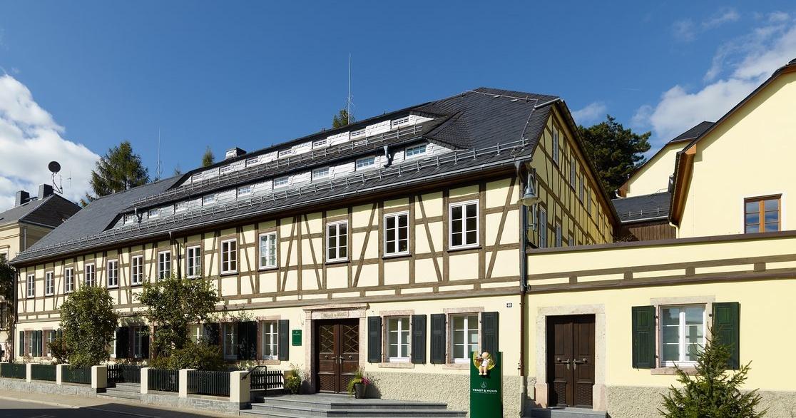 Wendt und Kühn Stammhaus in Grünhainichen