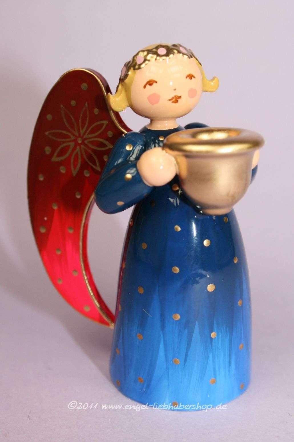 Weihnachtsengel kleiner Engel von Wendt und Kühn - brokat