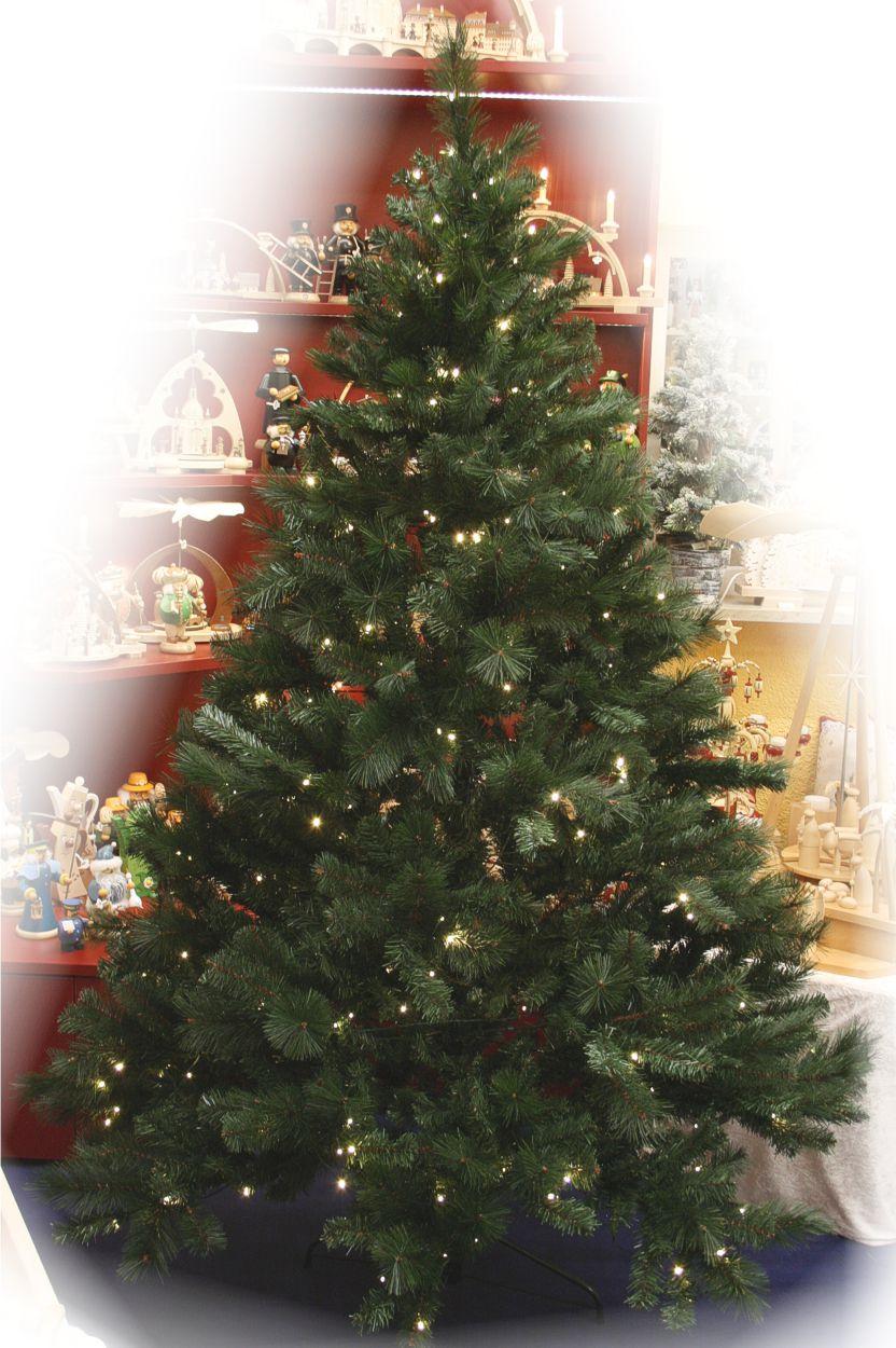 sch ner advent weihnachtsbaum new york mit led. Black Bedroom Furniture Sets. Home Design Ideas